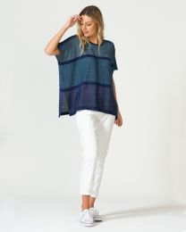 Optimum Cotton Ripple Top