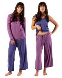 COLOURS TO CLEAR Bamboo PJ 3/4 Pants